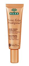 Nuxe Teint Eclat Prodigieux Creme Teintee Hydratante n3 Halee 30ml